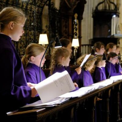 What is Evensong?