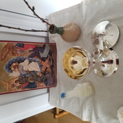 Thoughts on Communion in COVID-19