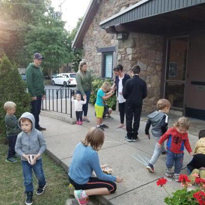 Report to the Parish Meeting, 09-26-21
